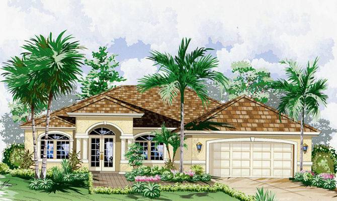 Florida House Plans Home Floor