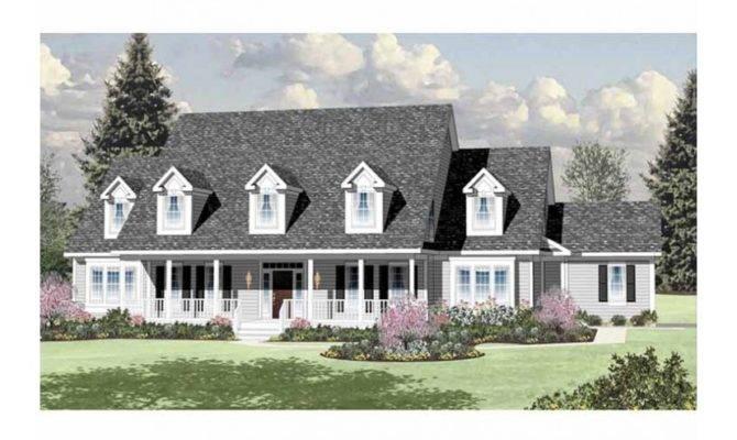 Four Bedroom Cape Cod Hwbdo Builderhouseplans