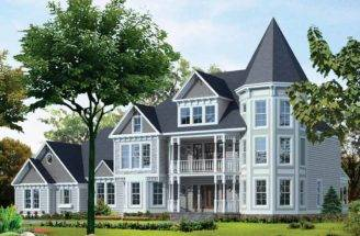 Four Bedroom Victorian Eclectic