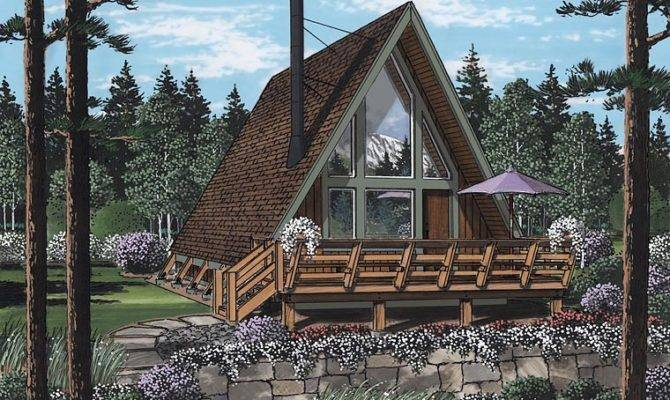 Frame House Plan Chp Coolhouseplans