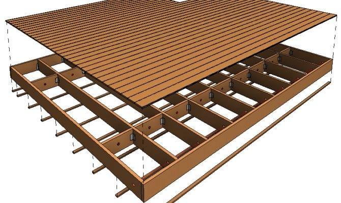 Framing Revit Light Frame Timber Floor Systems Wood