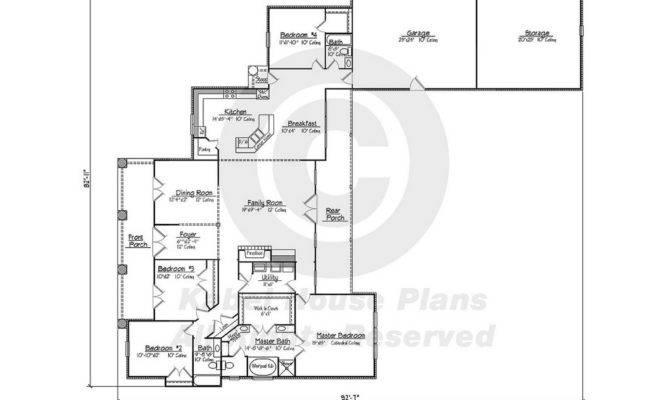 Frazier Louisiana House Plans Acadian