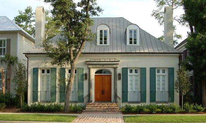 French Colonial House Custom
