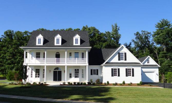 French Colonial Style House Palmetto Lambert Lane