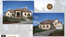 French Country House Plans Home Designs Design Basics