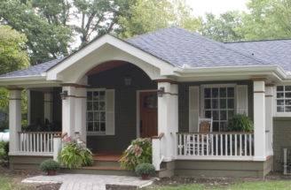 Gable Porch Roof Designs Hip