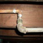 Galvanized Plumbing Pipe Water