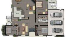 Garage Apartment Floor Plans Yourself House