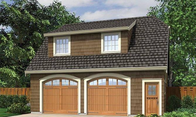 Garage Apartment Plans Craftsman Style Car Plan