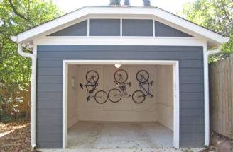 Garage Construction Carriage House Building