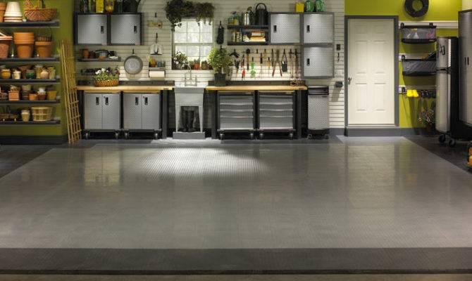 Garage Interior Design Ideas Minimalist
