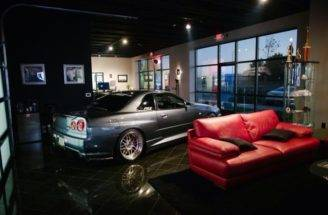 Garage Living Room House Pinterest