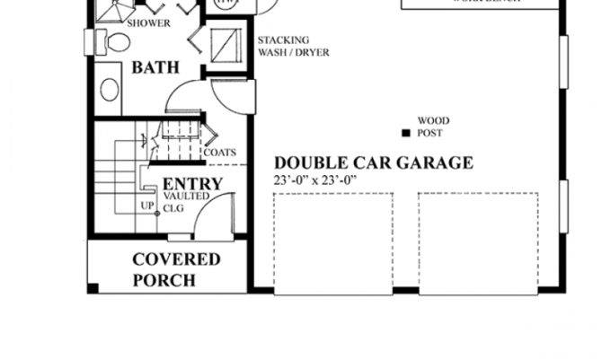 Garage Plan Maintenance Resistant Future Apartment