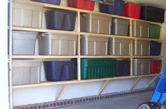 Garage Wall Mounted Storage Pinterest French