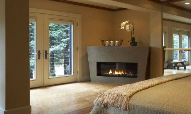 Gas Fireplace Bedroom Direct Vent