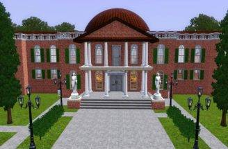 Georgian Mansion