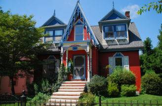 Gothic Style Colorful Houses Pinterest