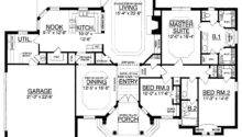 Grand New American Home Hwbdo House Plan