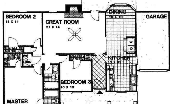 Great Simple Floor Plans Bedroom House