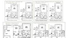 Green Home Design Floor Plans Zero Energy Homes