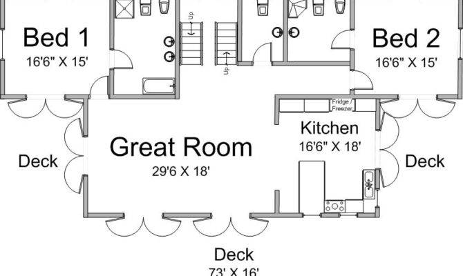 Guest House Plans Best Home
