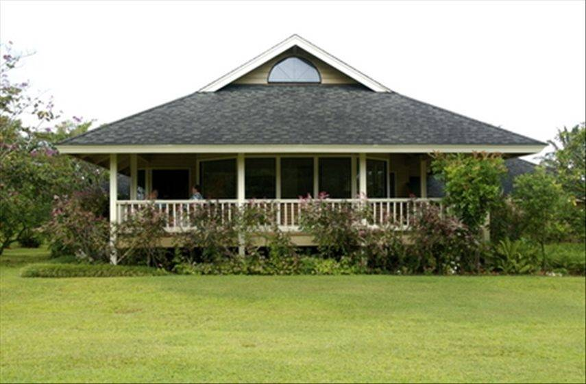 lovely cheap blueprints for homes #3: hawaii-plantation-style