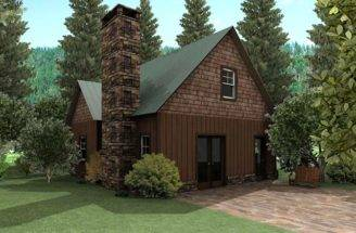 Here Home House Plans Small Cook Cottage