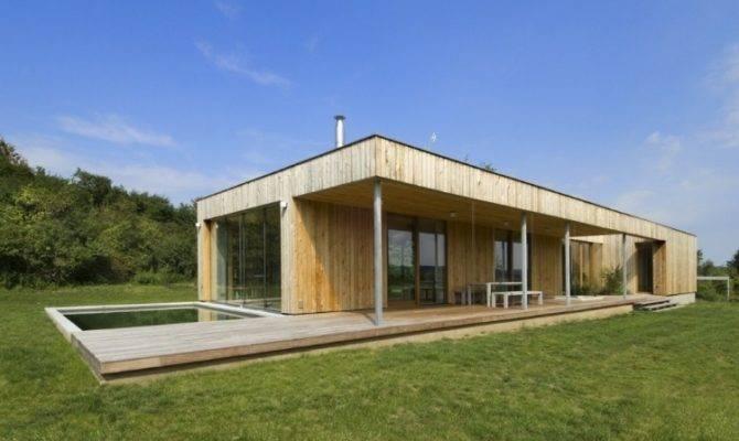 Here Home Interior Design Modern Weekend House Bus