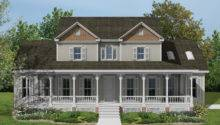 High Meadow Country Farmhouse Plan House Plans More