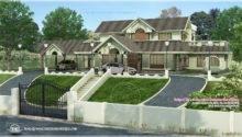 Hillside Home Design