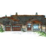 Hillside Home Plans Designs Sloped Lots Floorplans