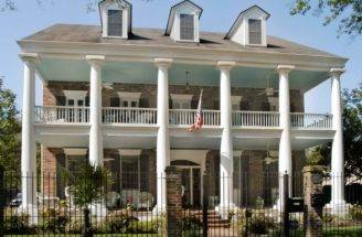 Historic Greek Revival Home Commonplace South