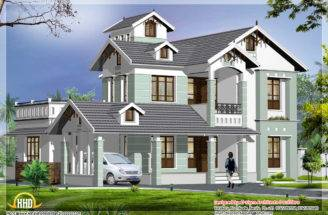 Home Architecture Plan Appliance