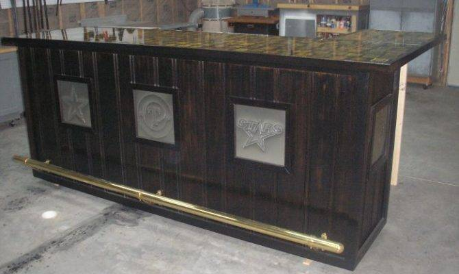 Home Bar Plans Most Popular Design