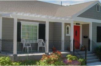 Home Decoration Designs Front Porch
