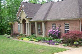 Home Design Exterior Brick Homes Sentinelsource