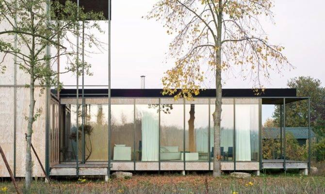 Home Designs Weekend House Wachtebeke Gafpa