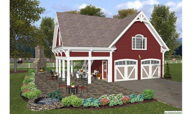 Home Ideas Two Story Garage Apartment Plans