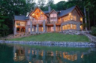 Home Plans Country House Luxury Mountain