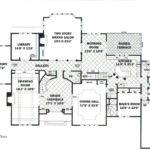 Home Plans Luxury Mansion Floor