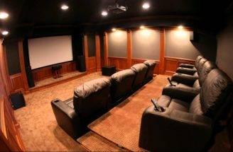 Home Theatre Room Ideas Youtube