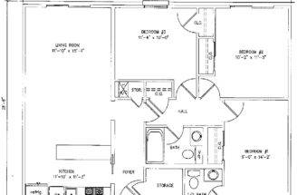 Home Traditional Floor Plans House Under Square Feet