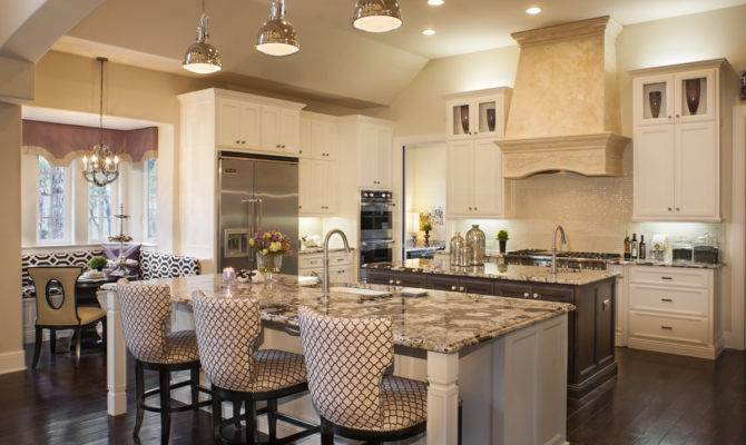 Home Wonder Why Buyers Want Big Kitchen