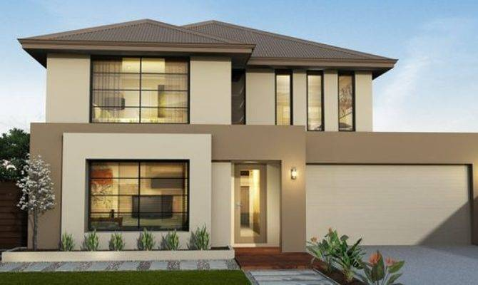 Homes Design Apg Storey Perth Double House Plans