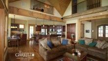 Hot Springs Cottage House Plan Lodge Room Garrell Associates