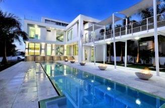 House Architecture Interior Design Florida South Miami