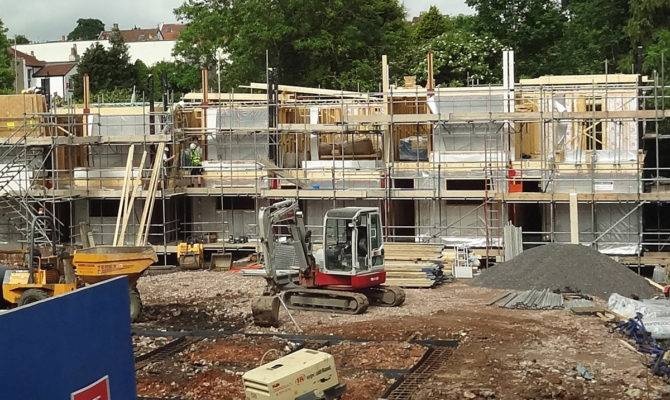 House Building Supply Side Demand Problem