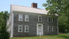 House Dennis Massachusetts Built Georgian Colonial Bequette