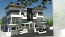 House Design Plan Building Ipoh Bungalow