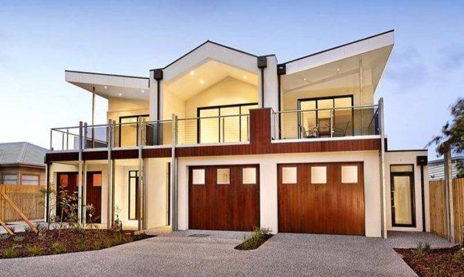 House Designs Modern Beautiful Homes Exterior Views